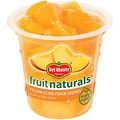 Del Monte™ Peach Chunks, 7 oz., 12/Pack