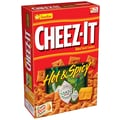 Sunshine Cheez-It Crackers, Hot & Spicy, 1.5 oz., 48/Pack