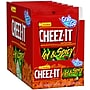 Kelloggs™ Cheez-It® Baked Snack Crackers, Hot & Spicy,