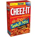 Cheez-It Baked Snack Mix, BBQ/Cheddar, 4.1 oz., 16/Pack