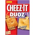Sunshine® Cheez-It Duoz.™ Crakers, Smoked Cheddar & Monterey Jack, 4.3 oz.