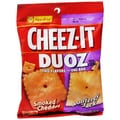 Sunshine® Cheez-It Duoz.™ Snack Crackers, Smoked Cheddar & Monterey Jack, 4.3 oz.