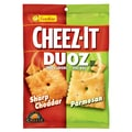 Sunshine® Cheez-It Duoz.™ Snack Crackers, Sharp Cheddar and Parmesan, 4.3 oz.