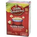 Orville Redenbacher s Microwavable Kettle Korn Pop Up Bowl, 2.9 oz., 18/Pack