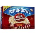 Orville Redenbacher s Microwavable Pop Up Bowl Ultimate Butter, 2.9 oz., 18/Pack