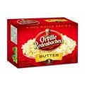 Orville Redenbacher s Microwavable Butter Popcorn, 3.3 oz., 32/Pack