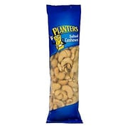 Planters Salted Cashews, 2 oz., 15/Pack