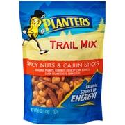 Planters Cajun Stks & Spcy Nut Trail Mix, 6 oz., 10/Pack