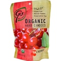 Go Naturally Organic Cherry Hard Candy, 3.5 oz. Bag