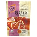 Go Naturally Organic Blood Orange Hard Candy, 3.5 oz. Bag