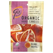 Go Naturally Organic Blood Orange Hard Candy, 3.5 oz. Bag, 12/Pack