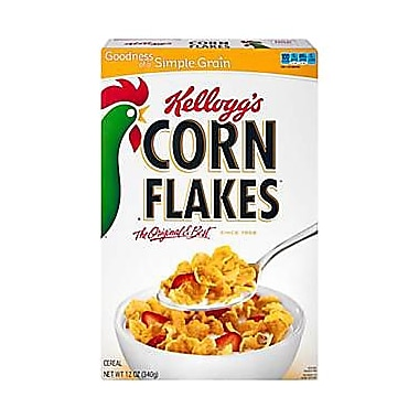 Kelloggs™ Corn Flakes Cereal, 12 oz.