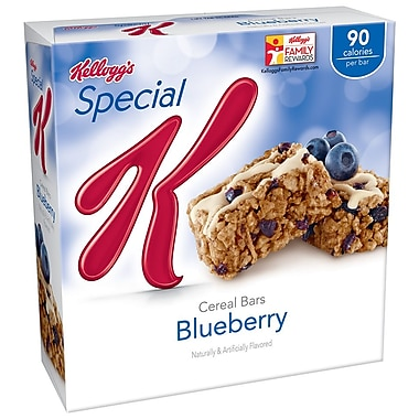 Kelloggs™ Special K Protein™ Blueberry Meal Bars, 48/Pack
