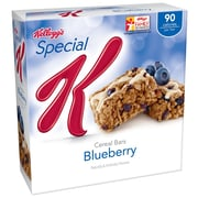 Kelloggs Special K Protein Blueberry Meal Bars, 48/Pack