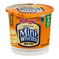 Kelloggs™ Bite Size Cereal/Frosted Mini Wheats In A Cup, 2.5 oz., 6/Pack