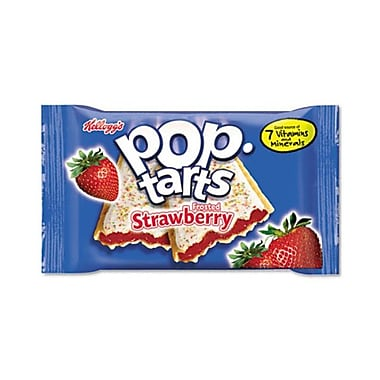 Kelloggs™ Pop-Tarts Frosted Cherry, 3.5 oz., 6/Pack