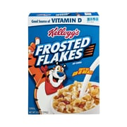 Kelloggs Frosted Flakes Cereal, 10.5 oz. Box, 6/Pack