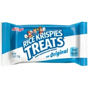 Kelloggs Original Rice Krispies Treats Bars, 1.3 oz. Bars, 40/Pack