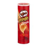 Pringles Potato Chips, Original, 5.68 oz., 12/Pack