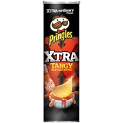 Pringles Potato Crisps, Xtreme Blastin Buffalo Wing, 5.96 oz. Can, 12/Pack