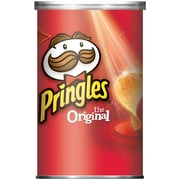 Pringles Potato Chips, Original, 2.38 oz., 24/Pack