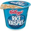 Kelloggs™ Rice Krispies® Cereal, 1.3 oz. Cup, 1/Pack