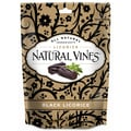 Natural Vines® Licorice, Black, 3 oz. Bag