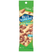Blue Diamond Whole Natural Almonds, 1.5 oz. Bag, 36/Pack