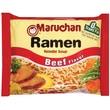 Maruchan Ramen Beef Noodle Soup, 3 oz., 75/Pack