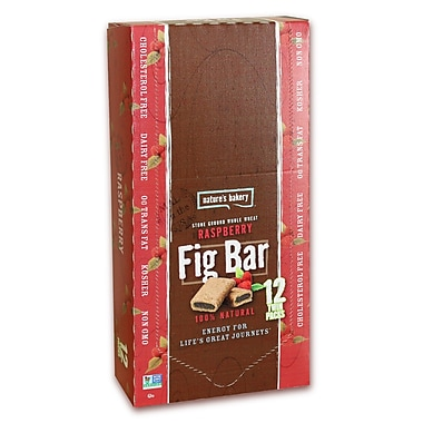Nature's Bakery™ 2 oz. Whole Wheat Raspberry Fig Bars