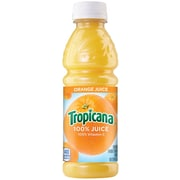 Tropicana® Orange Juice, 10 oz. Plastic Bottle, 24/Carton