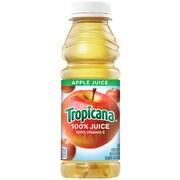 Tropicana 100% Apple Juice, 15.2 oz., 24/Pack