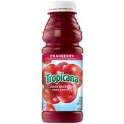 Tropicana Cranberry Juice, 15.2 oz., 24/Pack
