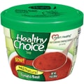 Healthy choice Microwable Bowl Tomato Basil Soup, 14 oz., 8/Pack