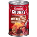 Campbells® Chunky Beef with Country Vegetables, 18.8 oz. Can