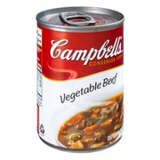 Campbells Condensed Vegetable Beef Soup, 10.5 oz., 12/Pack