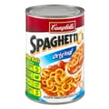 Campbells® SpaghettiOs® Original Pasta in Tomato and Cheese Sauce, 15 oz.