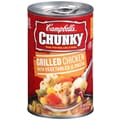 Campbells® Chunky Grilled Chicken With Vegetables and Pasta, 18.6 oz. Can