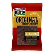 Oberto Natural Style Original Beef Jerky, 1.5 oz. 16/Pack