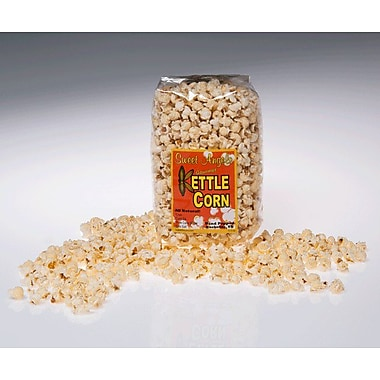Sweet Angels Gourmet All Natural And Gluten Free Kettle Corn, 11.5 oz. Bag, 12/Pack
