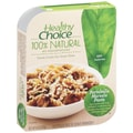 Healthy choice® 100% Natural Portabella Marsala Pasta, 9.2 oz.