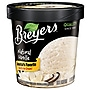 Breyers Vanilla All Natural Ice Cream, 1 Pint