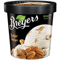 Breyers® Butter Pecan All Natural Ice Cream, 1 Pint