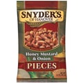 Snyder's of Hanover® Honey Mustard & Onion Pretzels, 3.5 oz., 8/Pack