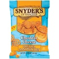 Snyder s of Hanover Cheddar Cheese Pretzel Sandwich, 2.125 oz., 26/Pack