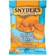 Snyder s of Hanover Cheddar Cheese Pretzel Sandwich, 2.125 oz., 26/Pack