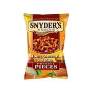 Snyder s of Hanover Honey Mustard & Onion Pretzels, 2.25 oz., 36/Pack