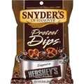 Snyder's of Hanover® Milk Chocolate Pretzel Dips, 4.5 oz., 8/Pack