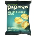 popchips® Potato Chips, Sea Salt & Vinegar, 0.8 oz.