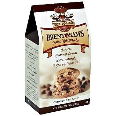 Brent & Sam s Chocolate Chip, 7 oz., 12/Case, 12/Pack